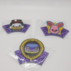 *3/$20* Funko Disney Iron-on patch lot